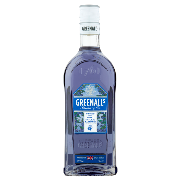 Greenalls Blueberry Gin 70cl