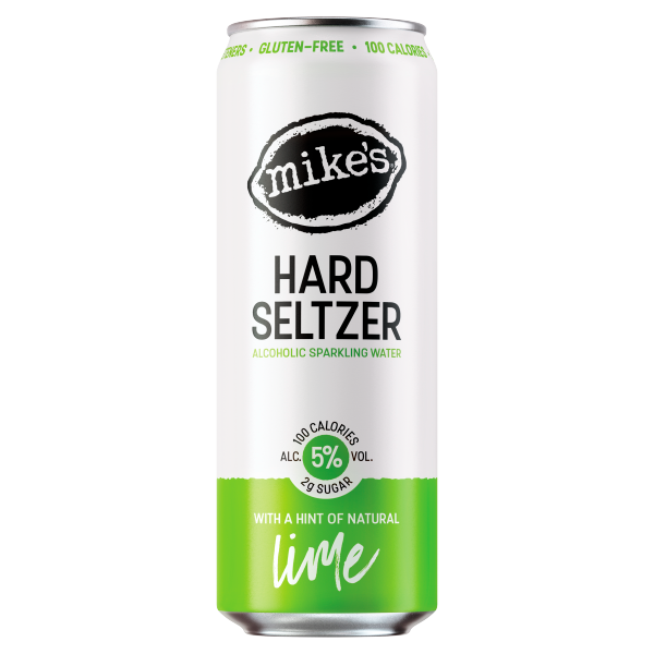 Mike's Hard Seltzer - Lime 330ml